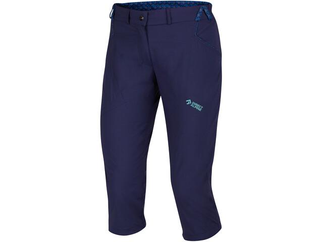 Directalpine Iris 3/4 Pants Women indigo